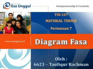 TIN107 #7 - Diagram Fasa